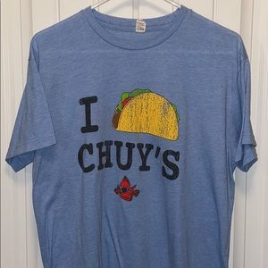 Chuy's T-shirt large